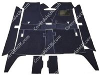 Daimler V8 250 1963 to 1969 Auto Carpet Set - Wessex Wool Range